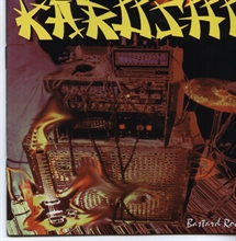 Karushi - Bastard Rock, CD