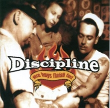 Discipline - Nice Boys Finish Last, CD