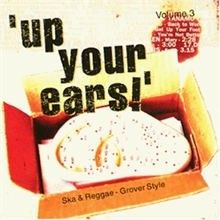 Up Your Ears! - Vol.3 CD