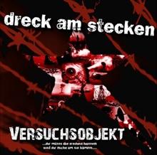 Dreck am Stecken - Versuchsobjekt, CD