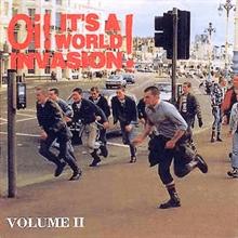Oi! - Its A World Invasion! - Vol.2, CD