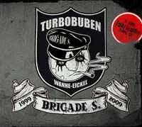 Brigade S - Turbobuben, 2CD