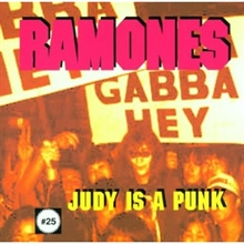 Ramones/ New York Dolls - Judy Is a Punk/Human Being Sägezahn-Shape-CD