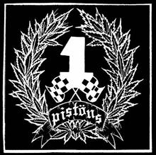 Pistöns - Were Pistöns CD