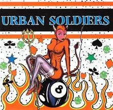 Urban Soldiers - Urban Soldiers CD