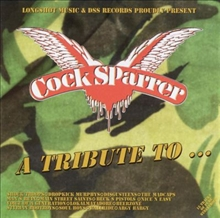 Cock Sparrer - A Tribute, CD