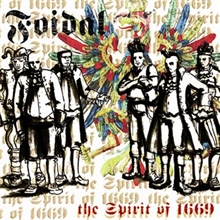 Foidal - The Spirit of 1669, CD