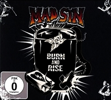Mad Sin - Burn and Rise, CD + DVD
