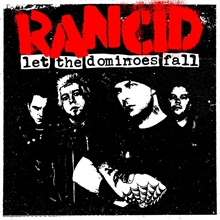 Rancid - Let The Dominoes Fall, CD