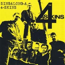 4 Skins - Singalong a 4 Skins, CD