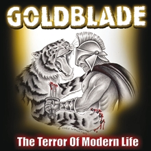 Goldblade - The terror of modern life, CD