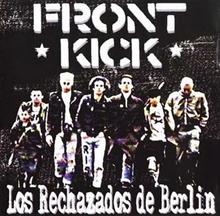 Frontkick - Los rechazadoz de Berlin, CD