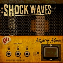 Shock Waves - Night Of The Music, CD