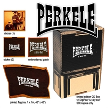 Perkele - A way out, CD-Box