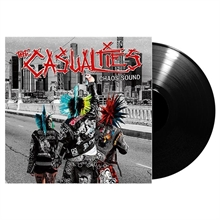 Casualties - Chaos Sound, LP