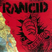 Rancid - Lets Go, CD