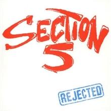 Section 5 - Rejected, LP limitiert