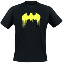 Batman - Dripping Logo, T-Shirt