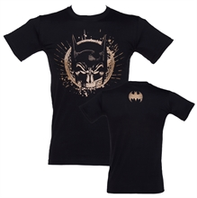 Batman - Gold Skull Mask, T-Shirt