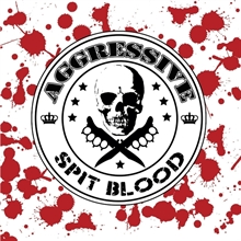 Aggressive - Spit Blood CD