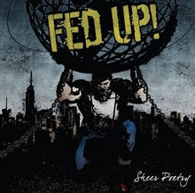 Fed Up! - Sheer Poetry, CD