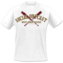 Bad White Boy - Social Outcast, T-Shirt