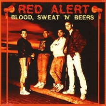 Red Alert - Blood SweatnBeers LP